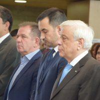 Το πρόγραμμα της επίσκεψης του Πρόεδρου της Δημοκρατίας κ. Προκόπη Παυλόπουλου στο Βελβεντό