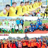 1ο Τουρνουά Ακαδημιών Ποδοσφαίρου στα Σέρβια – Δείτε το βίντεο