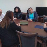 Συνάντηση του Περιφερειάρχη με το Σύλλογο Παιδιών με Αναπηρία Εορδαίας – Δείτε το βίντεο