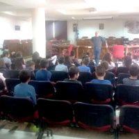 Επίσκεψη του 11ου Δημοτικού Σχολείου Πτολεμαΐδας στο Δημαρχείο Εορδαίας στο πλαίσιο του μαθήματος «Μελέτη του Περιβάλλοντος»