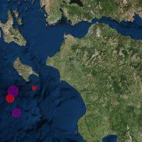 Στα 6,8 ρίχτερ ο ισχυρός σεισμός στη Ζάκυνθο σύμφωνα με το Ευρωμεσογειακό Ινστιτούτο