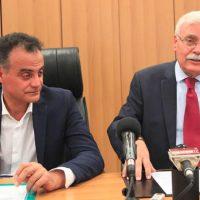Ευχαριστήριο του Δημάρχου Βοΐου προς τον Περιφερειάρχη Δυτικής Μακεδονίας για το νέο Κέντρο Υγείας Σιάτιστας