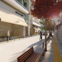 OpenMall στην Κοζάνη: Δείτε την αρχιτεκτονική προμελέτη για την αναβάθμιση του Εμπορικού Κέντρου της Κοζάνης