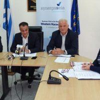 """Πολυμελής διπλωματική αποστολή από 27 χώρες στην Περιφέρεια Δυτικής Μακεδονίας στο πλαίσιο του Προγράμματος """"Synergassia"""""""