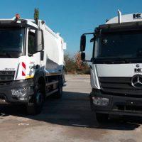 Προμήθεια ειδικών οχημάτων και κάδων συλλογής βιοαποβλήτων και προμήθεια οικιακών κάδων κομποστοποίησης στο Δήμο Εορδαίας