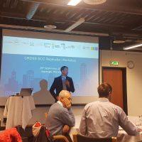 Cluster Βιοενέργειας και Περιβάλλοντος Δυτικής Μακεδονίας: Συμμετοχή του CluBE στην Nordic Edge Expo 2018
