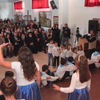 Λαμπρά εγκαίνια του ανακαινισμένου Δημοτικού Σχολείου Μικροκάστρου στο Βόιο Κοζάνης