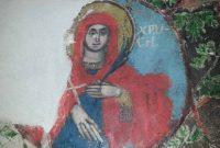 Γιορτάστηκε στο Βελβεντό η Αγία Νεομάρτυς Χρυσή εκ Μογλενών