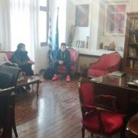 Με τον Δήμαρχο Εορδαίας συναντήθηκαν οι μαθητές του 2ου ΕΠΑΛ Πτολεμαΐδας