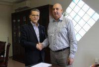 Επίσκεψη του Λ. Μαλούτα στο ΤΕΙ Δυτικής Μακεδονίας