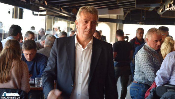 Η πρώτη επίσημη συγκέντρωση φίλων του συνδυασμού του Κυριάκου Μιχαηλίδη στην Κοζάνη – Δείτε βίντεο και φωτογραφίες