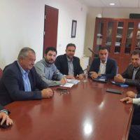 Παρέμβαση του Προέδρου του ΕΒΕ Κοζάνης στον Υφυπουργό Εργασίας κ. Ηλιόπουλο για θέματα Απασχόλησης και Ανεργίας στην περιοχή