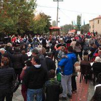 Πλήθος κόσμου στην Καστανογιορτή Δαμασκηνιάς και στο 13ο Καστανοπάζαρο στον Πεντάλοφο Βοΐου