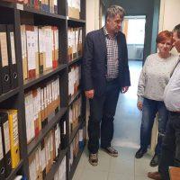 Μεγάλο ενδιαφέρον του αγροτικού κόσμου των Γρεβενών για υλοποίηση επενδύσεων – Επίσκεψη του Β. Σημανδράκου στη Διεύθυνση Αγροτικής Οικονομίας και Κτηνιατρικής