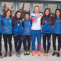 3 μετάλλια για την Εορδαϊκή Δύναμη στο Διεθνές Πρωτάθλημα Taekwondo Greece Open 2018 – WT G1