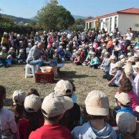 Με επιτυχία πραγματοποιήθηκε και φέτος από την Εφορεία Αρχαιοτήτων Κοζάνης η δράση «Περιβάλλον και Πολιτισμός»
