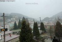 Ξεκίνησε η χιονόπτωση στη Δυτική Μακεδονία – Δείτε φωτογραφίες από Πεντάλοφο, Βλάστη, Νυμφαίο και Σαμαρίνα