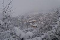 Στα λευκά ντύθηκαν και τα ορεινά της Καστοριάς – Δείτε φωτογραφίες