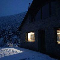 Πανέμορφες εικόνες από το χιονισμένο τοπίο στο καταφύγιο Κτενίου Κοζάνης – Δείτε βίντεο και φωτογραφίες