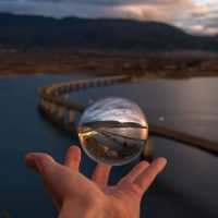Η φωτογραφία της ημέρας: Καλλιτεχνική άποψη της γέφυρας Σερβίων
