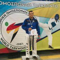 Συμμετοχή της Εορδαϊκής Δύναμης σε δύο ακόμη πρωταθλήματα – Αργυρό μετάλλιο για τον Λ. Τσάρδα