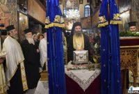 Στην Κοζάνη για προσκύνηση η τίμια Κάρα του Οσίου Δαβίδ του εν Ευβοία – Δείτε βίντεο και φωτογραφίες