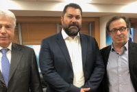Θ. Μουμουλίδης: «Η περιοχή μας μπορεί να αποκτήσει ένα κορυφαίο αναπτυξιακό έργο με την δημιουργία στούντιο οπτικοακουστικών παραγωγών στις κτιριακές εγκαταστάσεις του ΑΗΣ Πτολεμαΐδας»
