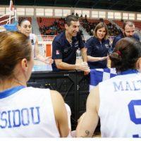 Εύκολη νίκη της Εθνικής γυναικών του μπάσκετ στο κλειστό της Λευκόβρυσης κόντρα στο Ισραήλ – Δείτε τα highlights του αγώνα