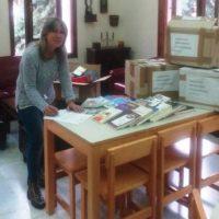 Η Εθνική Βιβλιοθήκη της Ελλάδας ενισχύει τη Δημοτική Βιβλιοθήκη Πτολεμαΐδας