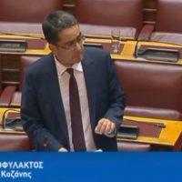 Γιάννης Θεοφύλακτος στην οριστική συζήτηση της Εξεταστικής Επιτροπής για τα σκάνδαλα στην Υγεία: «no ΚΕΕΛΠΝΟ – no PARTY!»