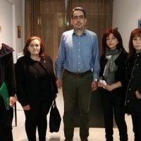 Συνάντηση του Γ. Θεοφύλακτου με μέλη του Συλλόγου Συζύγων Θανόντων ΑΞ.Ι.Α. στην Πτολεμαΐδα
