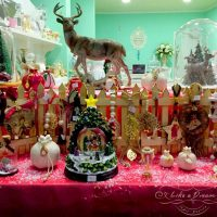 Χριστουγεννιάτικα στολίδια, διακοσμητικά και γούρια για το νέο έτος από το κατάστημα Δημιουργίες Like a Dream στην Κοζάνη