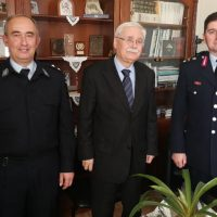 Συνάντηση του νέου Περιφερειακού Αστυνομικού Διευθυντή Δυτικής Μακεδονίας με τον Δήμαρχο Βοΐου