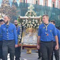 Η λιτάνευση της εικόνας του Αγίου Νικολάου στην Κοζάνη – Δείτε βίντεο και φωτογραφίες