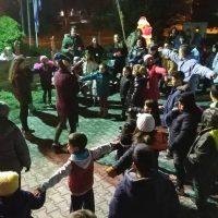 Άναψε το Χριστουγεννιάτικο δέντρο στα Πετρανά Κοζάνης – Δείτε βίντεο και φωτογραφίες