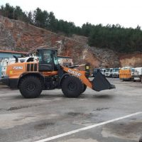 Συνεχίζεται ο εκσυγχρονισμός μηχανημάτων έργου του Δήμου Κοζάνης