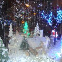 Η εκδήλωση φωταγώγησης του νέου Xριστουγεννιάτικου Δέντρου στην Πτολεμαΐδα