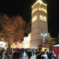 Δωρεάν ζεστό κρασί στην κεντρική πλατεία Κοζάνης τη «Λευκή Νύχτα» από την Κοινωφελή Επιχείρηση του Δήμου Κοζάνης