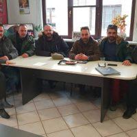 Συνάντηση μελών των Δ.Σ. Συλλόγων Ερασιτεχνικής Αλιείας με την Υφυπουργό Αγροτικής Ανάπτυξης Ολυμπία Τελιγιορίδου στην Καστοριά