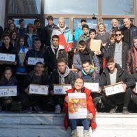 Δευτέρα 3  Δεκεμβρίου, Παγκόσμια Ημέρα Ατόμων με Αναπηρία στην Κοζάνη: Ξεκίνησε η πρώτη φάση του 3ου Δρόμου Αγάπης