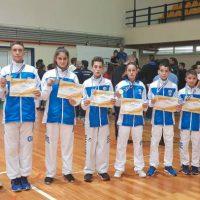 Νέες διακρίσεις των αθλητών της Μακεδονικής Δύναμης Κοζάνης στο Ταεκβοντό