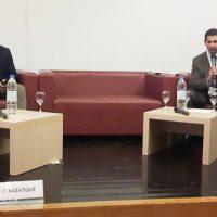 Στο 7ο Συνέδριο Αγροτεχνολογίας ο Γιώργος Κασαπίδης