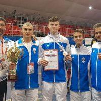 Χάλκινο μετάλλιο για τον αθλητή της Μακεδονικής Δύναμης Κοζάνης Μαρέτη Ραφαήλ Ιωάννη στο Πανευρωπαϊκό Πρωτάθλημα Παίδων