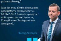 Ο Φώτης Ζυγούρης για το 12ο Συνέδριο της Νέας Δημοκρατίας: «Μήνυμα του συνεδρίου η άμεση προσφυγή στις κάλπες»