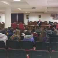 Το Δημαρχείο Εορδαίας επισκέφθηκαν μαθητές του 4ου Δημοτικού Σχολείου Πτολεμαΐδας για το μάθημα «Μελέτη Περιβάλλοντος»