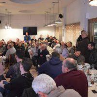 Πραγματοποιήθηκε η συγκέντρωση μελών και φίλων της «Ενωτικής Κίνησης Σερβίων – Βελβεντού» του Β. Κωνσταντόπουλου