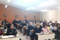 Ολοκληρώθηκε με επιτυχία στην Κοζάνη το σεμινάριο με θέμα τον Φορολογικό Έλεγχο