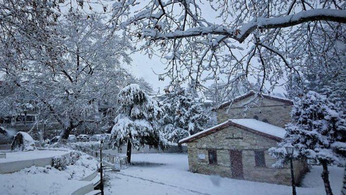 Κοζάνη: Ανήλικος πρόσφυγας περιφερόταν ξυπόλητος στα χιόνια – Βρέθηκε παγωμένος και ξυπόλυτος σε έναν στάβλο στην Αιανή Κοζάνης