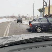 Τροχαίο ατύχημα έξω από τον Βαθύλακκο Κοζάνης – Δείτε φωτογραφία