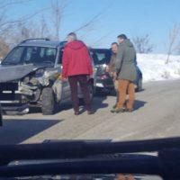 Φωτογραφίες: Τροχαίο ατύχημα με τον αντιδήμαρχο Γρεβενών και επαγγελματικό αυτοκίνητο – Στο νοσοκομείο και οι δύο οδηγοί